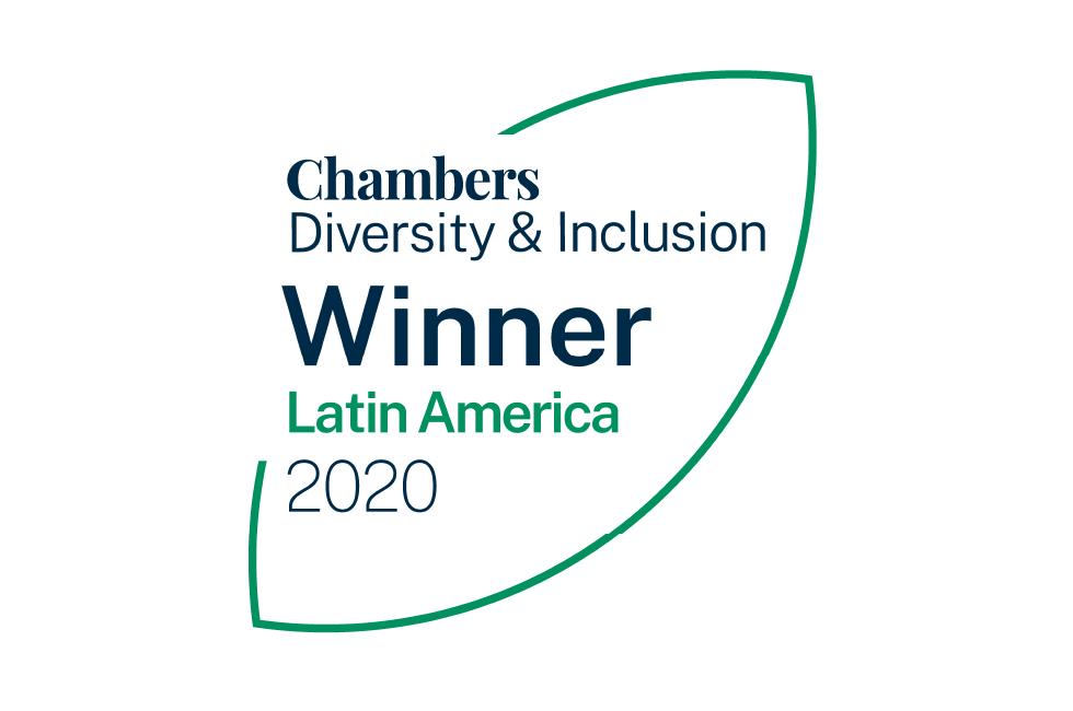 Comunicado: Chambers premió a Gómez-Pinzón como mejor firma en Diversidad e Inclusión