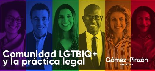 Comunidad LGTBIQ+ y la práctica legal